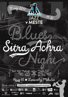 Blues night: Sitra Achra band (SK), 19.5.2017 19:30