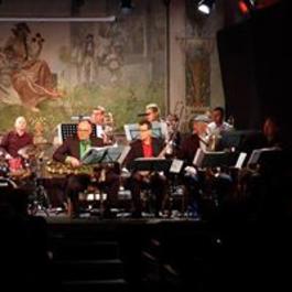 Matúš Jakabčic CZ-SK Big Band - Senec,Šahy, 13.5.2017 22:00