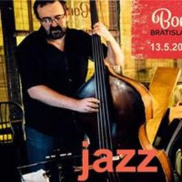 Jazz Trio v Bon Bon Jazz Bar, 13.5.2017 20:00