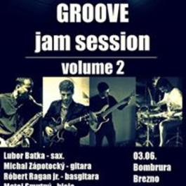 Groove Jam Session vol. 2, 3.6.2017 21:00