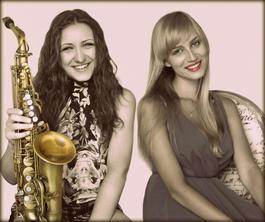 Koncert: Zuzana Kováčová (spev), Juliána Gazdagová (saxofón), Tomáš Regina (klavír), Kafe Scherz, 3.6.2017 20:00