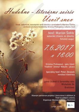 Kristína Prekopová Band - Úsvit snov, 7.6.2017 18:00