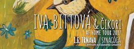 Iva Bittová & Čikori - At Home Tour, 1.6.2017 19:00