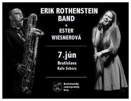 Erik Rothenstein & Ester Wiesnerova, 7.6.2017 20:00