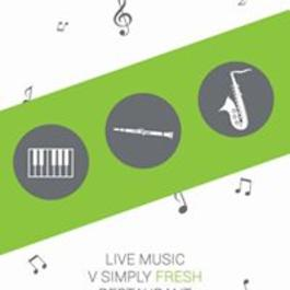 Zana Via Live Jazz V Simply Fresh Restaurant, 7.7.2017 19:00