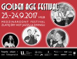 Golden Age Festival 2017, 23.9.2017 19:00