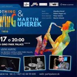 Yes 2 Jazz presents - Nothing but Swing Trio & Martin Uherek, 19.8.2017 20:00