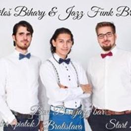 Miloš Biháry & Jazz Funk Brothers, 13.10.2017 20:30