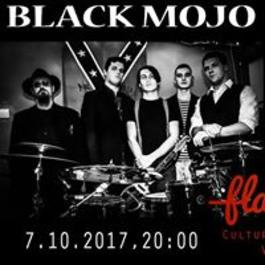 Black Mojo & Vivetray in FLAME, 7.10.2017 20:00