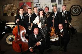 Swingová tanečná párty s Fats Jazz Band, 25.11.2017 20:30
