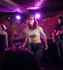 Mirka Novak &Dream Band /USA/CZ/, 24.1.2018 21:30