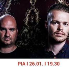 Robert Pospiš & Martin Sillay – Songs Tour, 26.1.2018 19:30