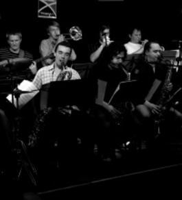 Koncert: BIG BAND THEORY, Reduta jazz club, 4.2.2018 21:30