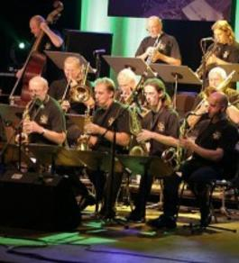 Koncert: BOHEMIA BIG BAND, Reduta jazz club, 11.2.2018 21:30