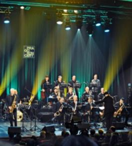 Koncert: PRAGUE BIG BAND, Reduta jazz club, 25.2.2018 21:30