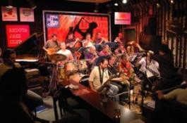 Koncert: PRAGUE BIG BAND, Reduta jazz club, 25.3.2018 20:00