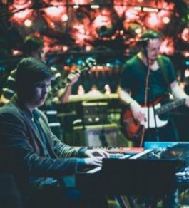 Koncert: BULATKIN/YAKOVLEV ORGANISM /RU, CZ, IZR, UK/, Reduta jazz club, 30.3.2018 21:30