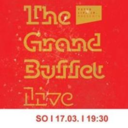 The Grand Buffet, 17.3.2018 19:30