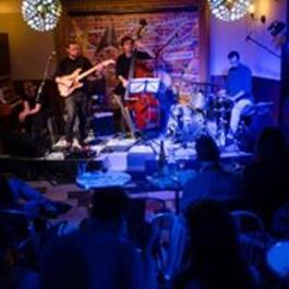 Libressové Jazzovanie - Tomáš Lukáč group, 29.3.2018 21:00