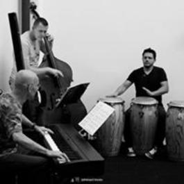 Gabriel Jonáš Trio v Jazztikot, 16.3.2018 20:00