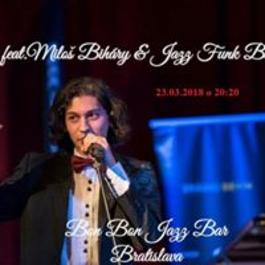Anette feat. Miloš Biháry JazzFunkBrothers, 23.3.2018 20:30