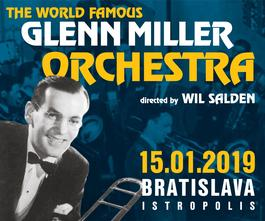 The world famous Glenn Miller Orchestra , 15.1.2019 19:00
