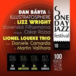 ONE DAY JAZZ - Lionel Loueke Trio feat. Daniele Camarda &. Martin Valihora, Ľubomír Gašpar Cimbal Project, 16.6.2018 20:00