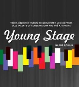 Koncert: Young Stage - Big Band VOŠ KJJ Milana Svobody, Reduta Jazz Club, 14.6.2018 19:00