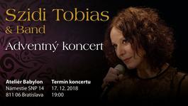 Szidi Tobias & Band-Adventný koncert, 17.12.2018 19:00