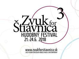 Zvuk for Štiavnica 2018, 22.6.2018 20:00