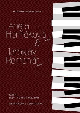 Aneta Horňáková & Jaroslav Remenár, 22.6.2018 20:30