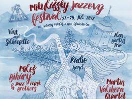Mikulášsky Jazzový Festival 2018, 28.7.2018 14:00