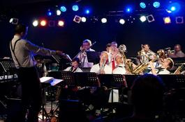 Magnum Jazz Big Band, 5.8.2018 21:30