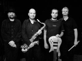 Milan Svoboda Quartet, 12.9.2018 21:30