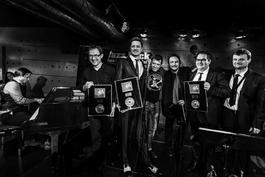 Koncert skupiny Matej Benko Quintet s Ondřejom Rumlom, 5.9.2018 20:00