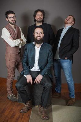 Federico Monetta Quartet, 26.10.2018 22:00