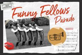 Funny Fellows Parade, 28.10.2018 19:00