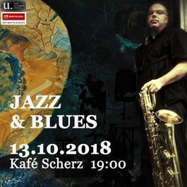 International Jazz & Blues evening, 13.10.2018 19:00