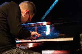 Alan Bartuš solo piano at Bon Bon Jazz Bar, 26.10.2018 20:00