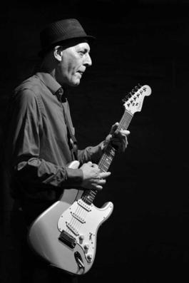 Rene Trossman Blues Quartet, 8.11.2018 21:30