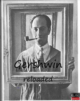 Gershwin Reloaded, 29.10.2018 20:00