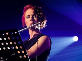 Sisa Michalidesová - Chloe v Blue Note (Nové Mesto nad Váhom), 2.11.2018 20:00