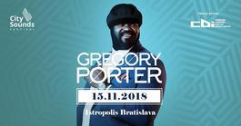 Gregory Porter @City Sounds Festival, 15.11.2018 19:00