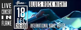 Akusticko-elektrický blues band [UK/SK], 18.12.2018 20:00