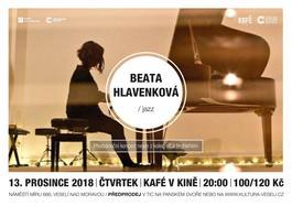 Beata Hlavenková - Betlehem, 13.12.2018 20:00