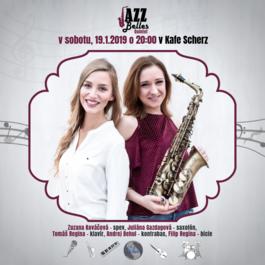 JaZz Belles v Kafe Scherz, 19.1.2019 20:00
