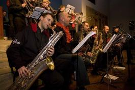 Back Side Big Band, 6.1.2019 21:00