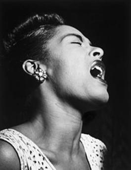 Tribute To World Legends… Billie Holiday, 19.1.2019 19:00
