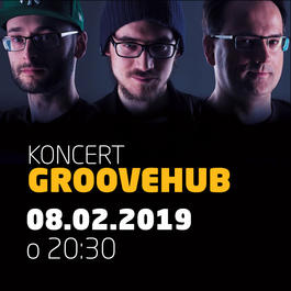 GROOVEHUB @JAZZ CITY CAFE, 8.2.2019 20:30