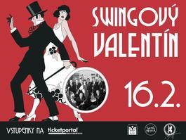 Swingový Valentín, 16.2.2019 20:00